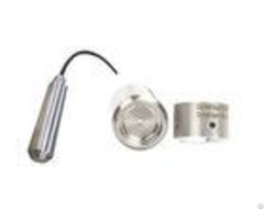 Ip68 Underwater Submersible Level Sensor For Depth Measurement 4 20ma Output