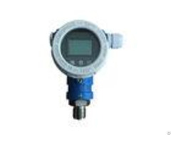 High Stability Smart Pressure Transmitter With 4 20ma Explosion Proof