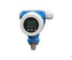 Ip65 Smart Pressure Transmitter With Lcd Display And 4 20ma Hart Output