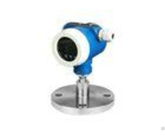 Ss304 Flanged Smart Pressure Transmitter For Level Measurement 4 20ma Hart Output
