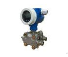 Industrial Smart Capacitive Differential Pressre Level Transmitter For Cement Power Plant