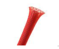 Flexible Tight Pet Expandable Braided Sleeving Environmentally Friendly