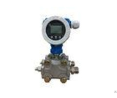 Industrial Tank Capacitive Differential Pressure Transmitter With 4 20ma Hart Explosion Proof