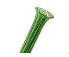 Durable Expandable Pet Braided Wire Sheathing With Custom Logo Printing