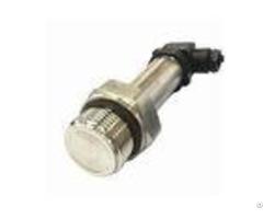 High Temperature Pressure Sensor 120 Deg 4 20ma With Flush Diaphragm