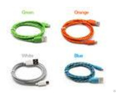 Usb Cable Cotton Braided Sleeving Small Size Protecting Wiring Harness