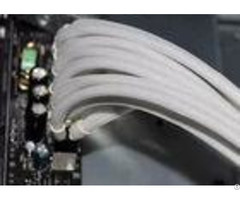Expandable Electrical Braided Sleeving Custom Size Extreme Abrasion Resistance