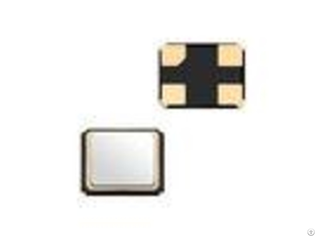 Optical Transceiver Smd Crystal Oscillator 25mhz 3225 4 Pin 10ppm Frequency