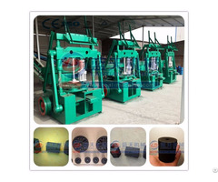 Olive Charcoal Briquette Machine