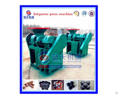 China Iron And Gypsum Ball Briquette Machine