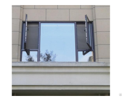 Non Thermal Break 100 Series Good Quality And Reasonable Price Aluminum Window