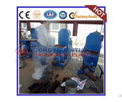 Rice Husk Charcoal Briquettes Making Machine