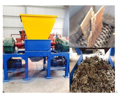 Waste Cloth Shredder Machine