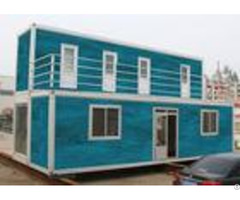 Safe Comfortable Modular Storage Container Homes 6000mm 2438mm 2640mm