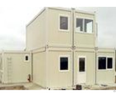 Commercial Reusable Metal Shipping Containers For House Building Project