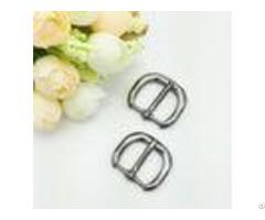 28mm Rectangle Metal Ladder Lock Belt Buckle Loop For Shoes Adjuster