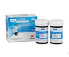 Safe Accu Blood Glucose Strips 30 60% Hct Venous Plasma Calibration Sample