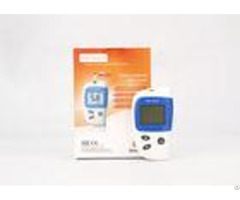 Accurate Diabetes Glucose Meter Automatic Applying Blood Sample 24 Months Expiry Date
