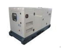 Ultra Silent Yuchai Diesel Generator Set 34kw 42kva With Marathon Alternator