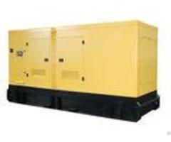 Compact 60hz Cummins Silent Diesel Generator 313kva 250kw Nta855g1 Hci444c
