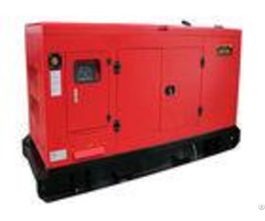 Mechanical Governing Type Industrial Diesel Generators 60kw 75kva Low Fuel Consumption