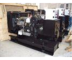 Ac Three Phase 31kva 25kw Diesel Generator With Radiator For Tropical Weather