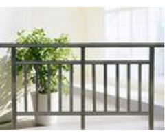 Aluminum Hand Railing Systems