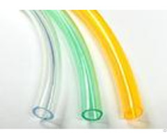 Non Toxic Clear Pvc Tubing Flexible Unreinforced Water Level Hose Tube