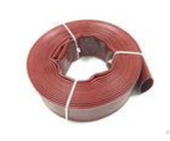 Heavy Duty Pvc Layflat Hose Pipe With Durable Anti Friction Thicker