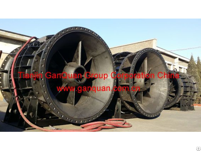 Axial Flow Pump Tubular Type
