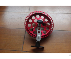 Very Wonderful 6 Inch Fly Reel Cnc Machined, Left Hand Conversion