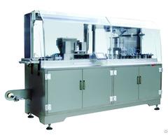 Dpp250g Plate Type Alu Pvc Blister Packaging Machine