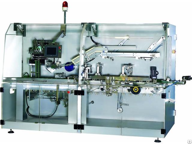 Hdz120 Multifunctional Automatic Cartooning Machine