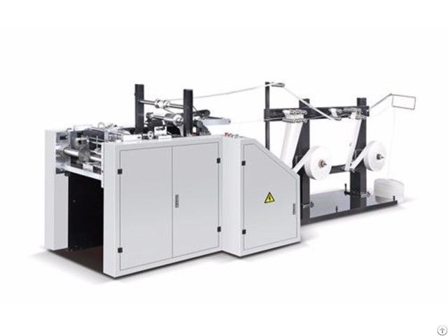 Bt 188 Hight Speed Paper Handle Machine