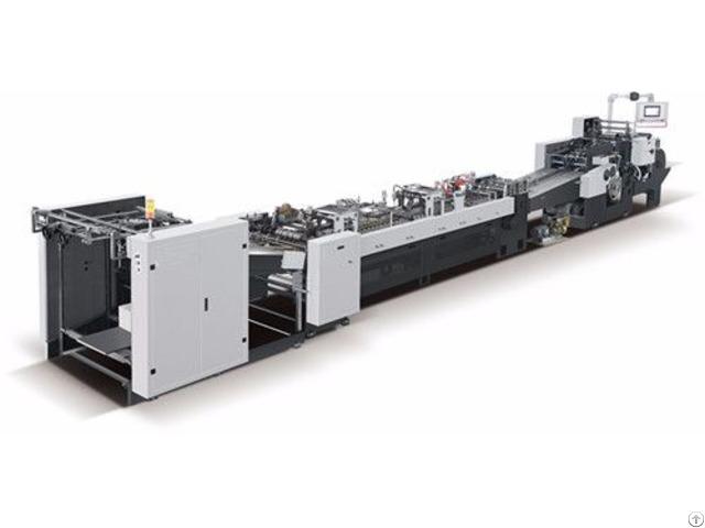 Bt 220 700 Full Automatic Paper Bag Machine