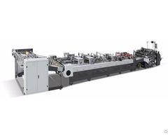 Bt 450 1240 Full Automatic Paper Bag Machine