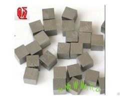 Tungsten Nickel Copper Alloy Cube