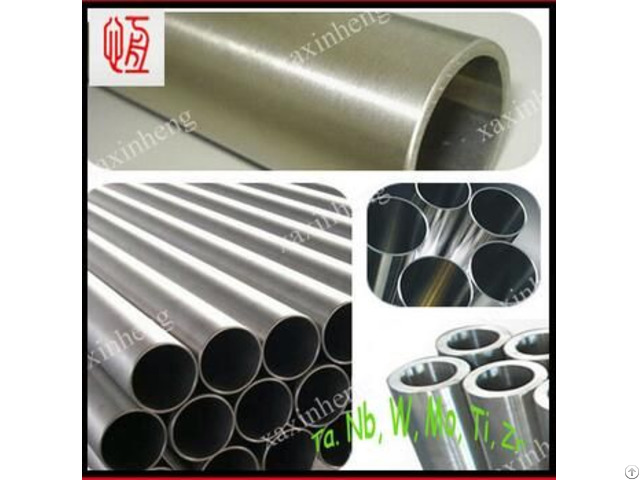 Wholesale Tungsten Alloy Tubes Pipes