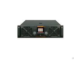 Pa 3900 3u Class H Professional Power Amplifier 2 900w At 8 Honm