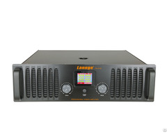 Pa 3132 3u Class H Professional Power Amplifier 2 1300w At 8 Honm