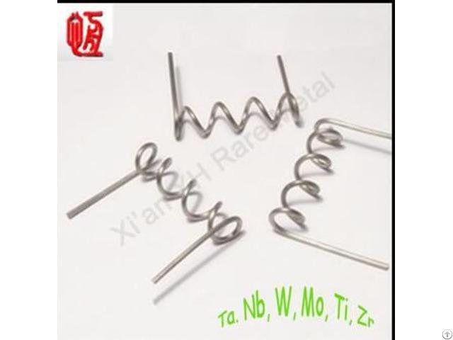 Hot Sale Lighting Industry Tungsten Wire Filament