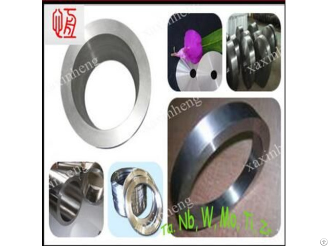 Competitive Price For Pure Tungsten Rings Circle