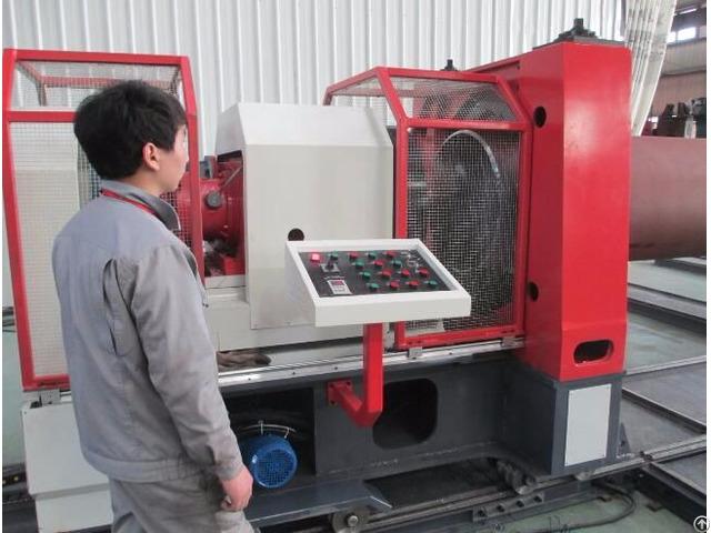 Pipe Prefabrication Automatic Beveling Machine