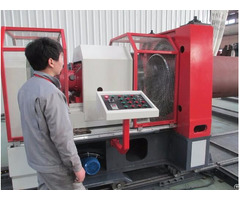 Pipe Prefabrication Automatic Beveling Machine