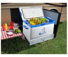 Compressor Portable Chest Refrigerator Freezer For Home And Car 25l