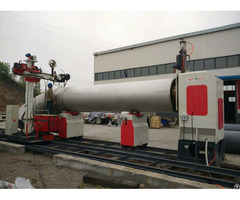 Pipe Prefabrication Cantilever Automatic Welding Machine