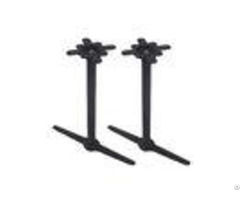 Win Balance Bistro Table Base Black Powder Coating 2903 For Commercial