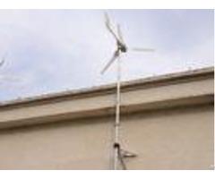 Nylon 600w 24v 48v Wind Driven Generator With 3 Blade