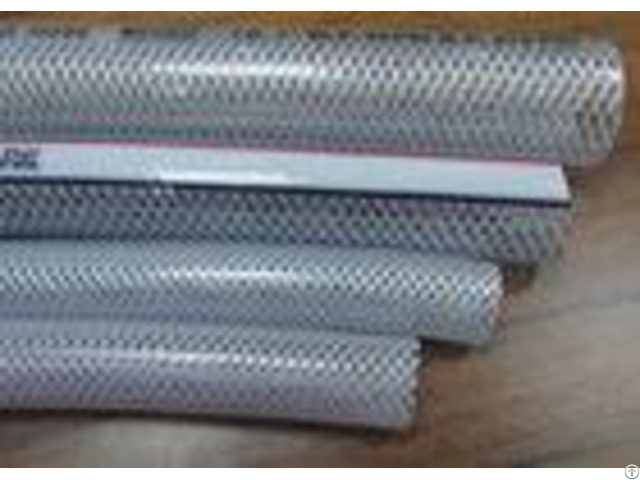 Flexible Pvc Braided Hose Food Grade Clear Drinking Water Pipe Sgs ...