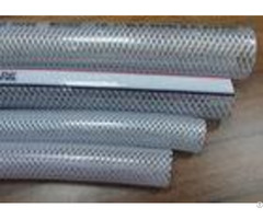Flexible Pvc Braided Hose Food Grade Clear Drinking Water Pipe Sgs Standard